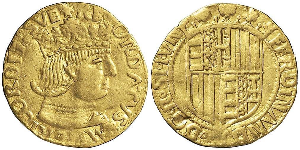 ducado Nápoles Fernando el Católico