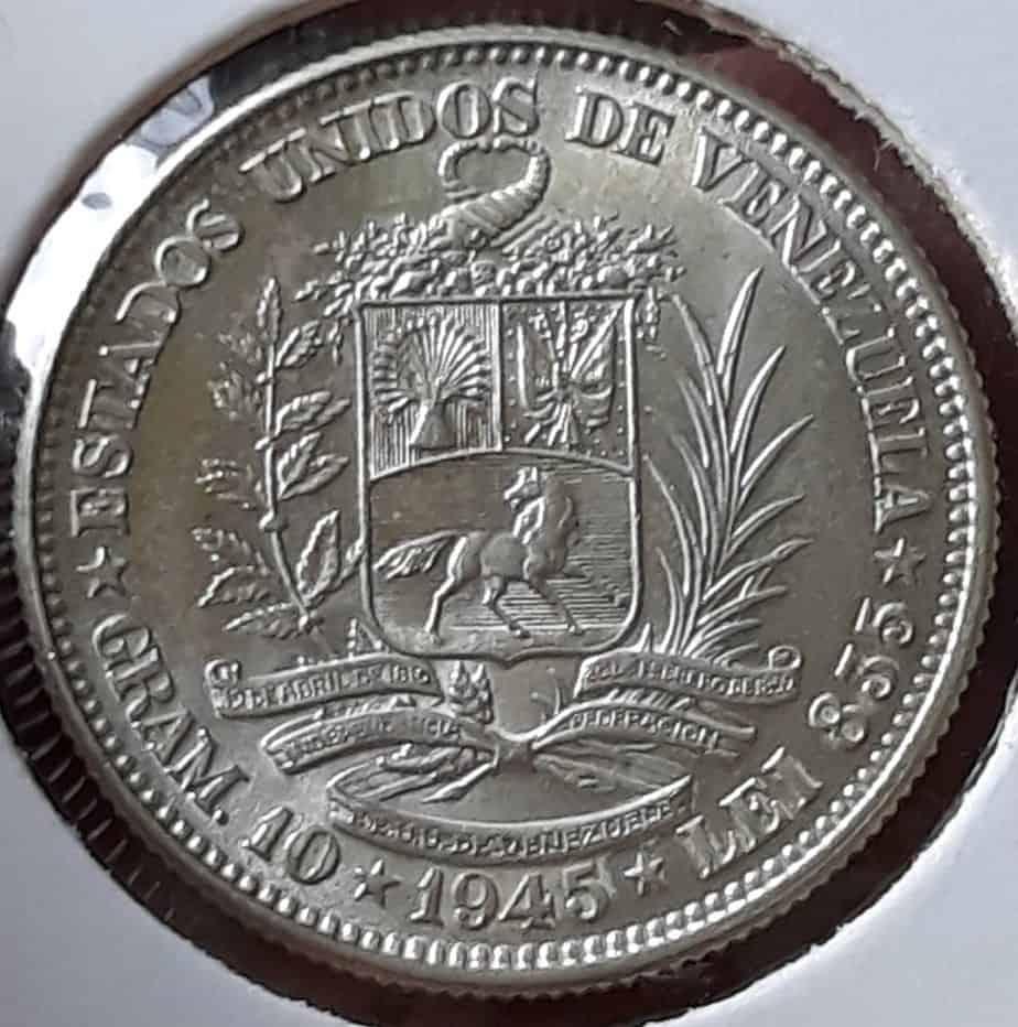 2 Bolivares
