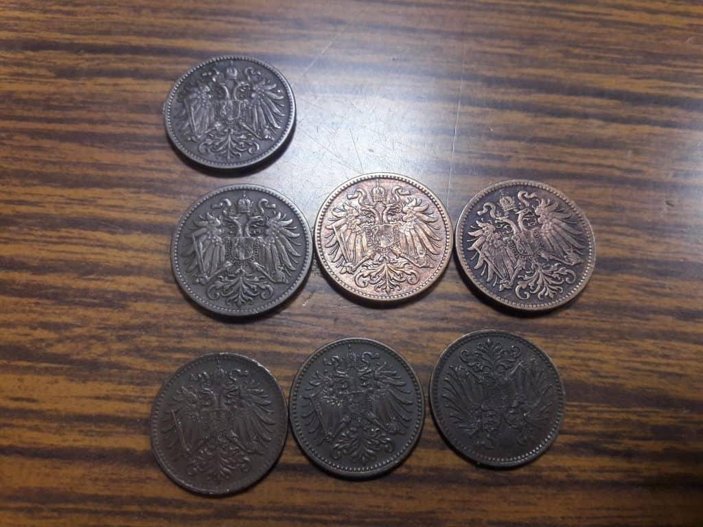 Monedas Austria