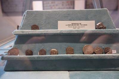 monedas Tucumán