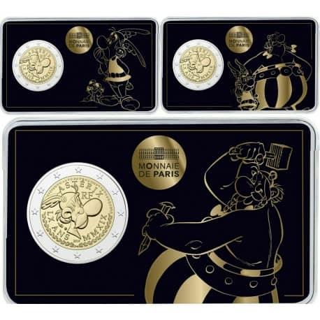 Asterix coin card
