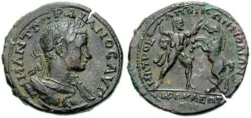 Gordiano III Heraclea Pontica