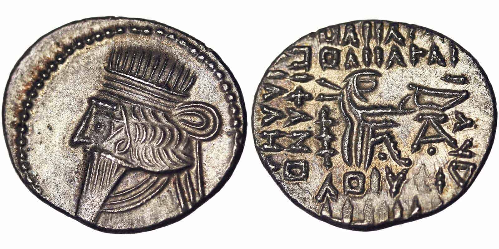 Dracma Mithradates IV