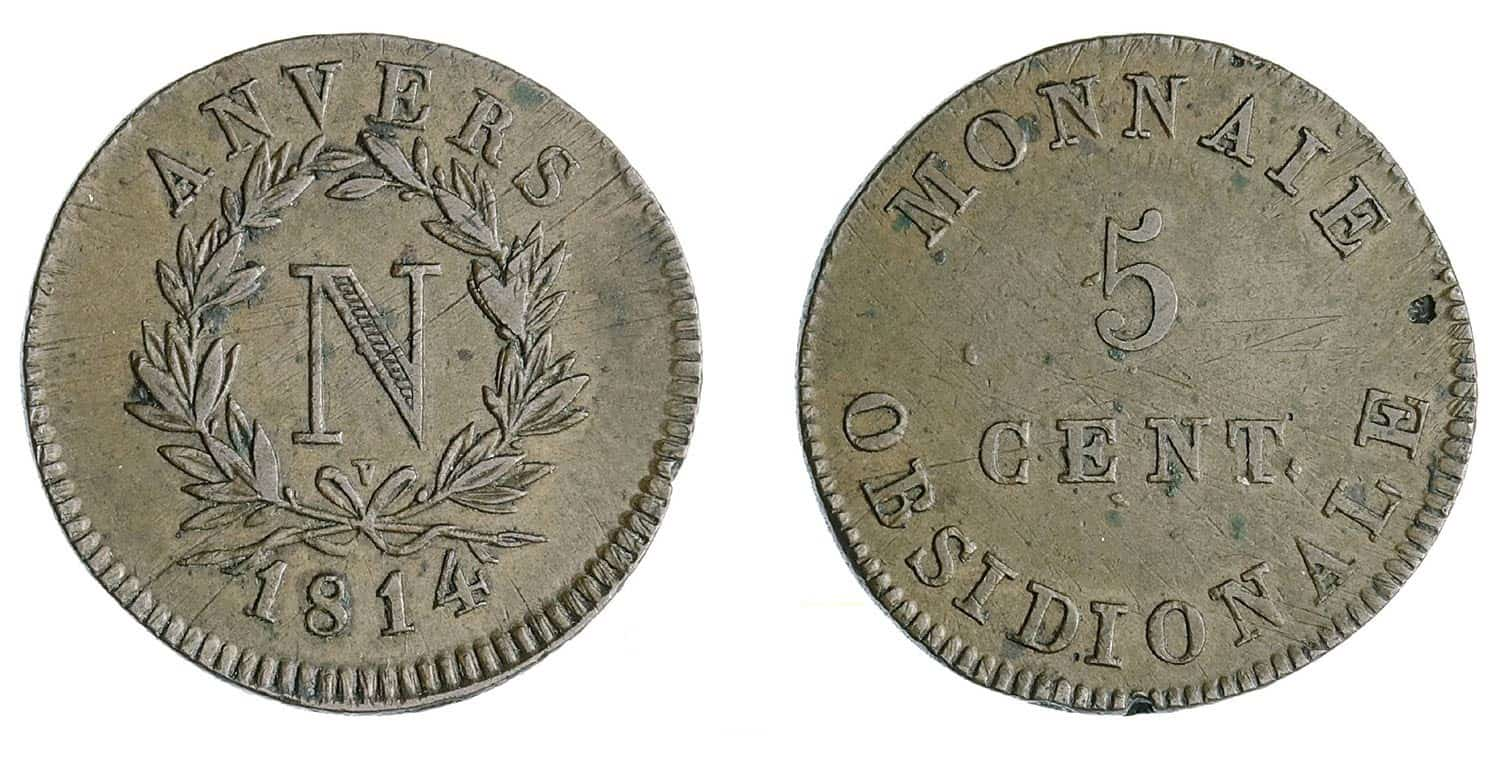 5 cent anvers