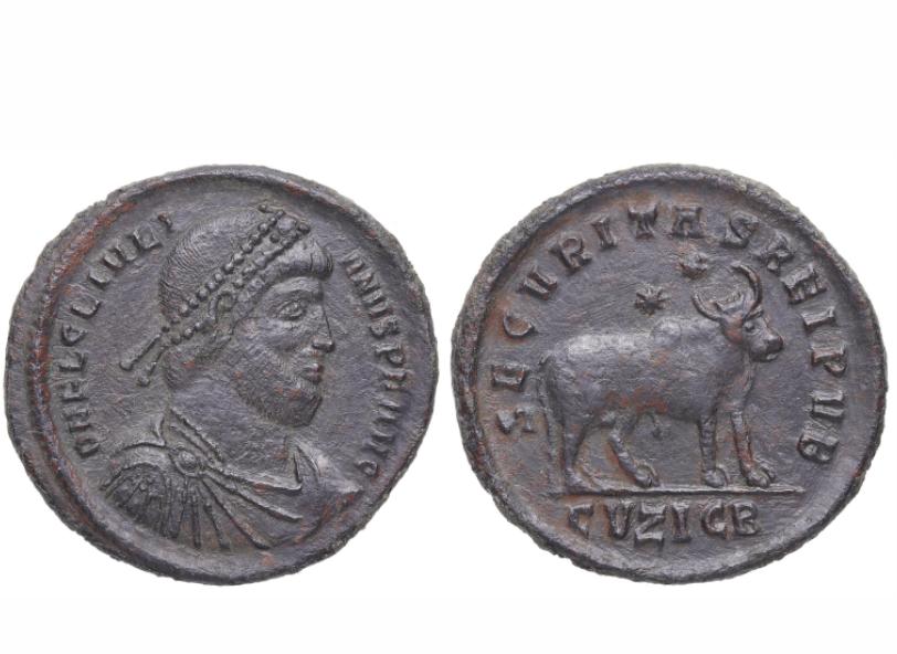 Maiorina de Juliano II el Apóstata