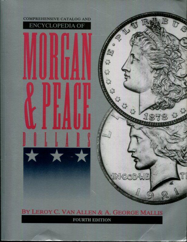 Libro de todos los VAM de los dólares Morgan y Paz
