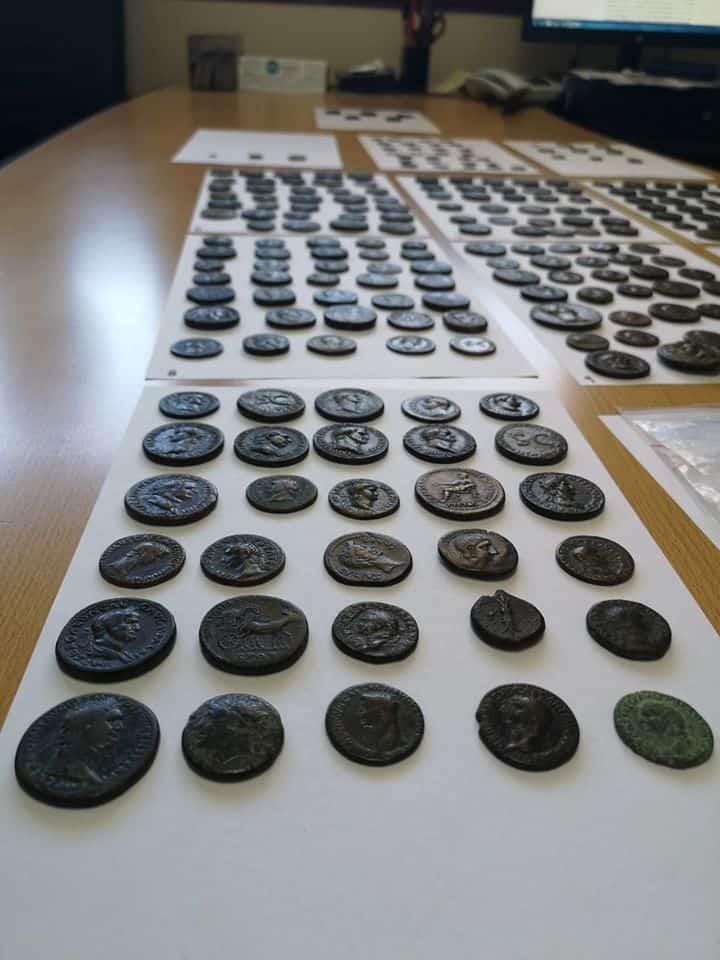 Robo de monedas en el Museo Histórico Nacional de Argentina