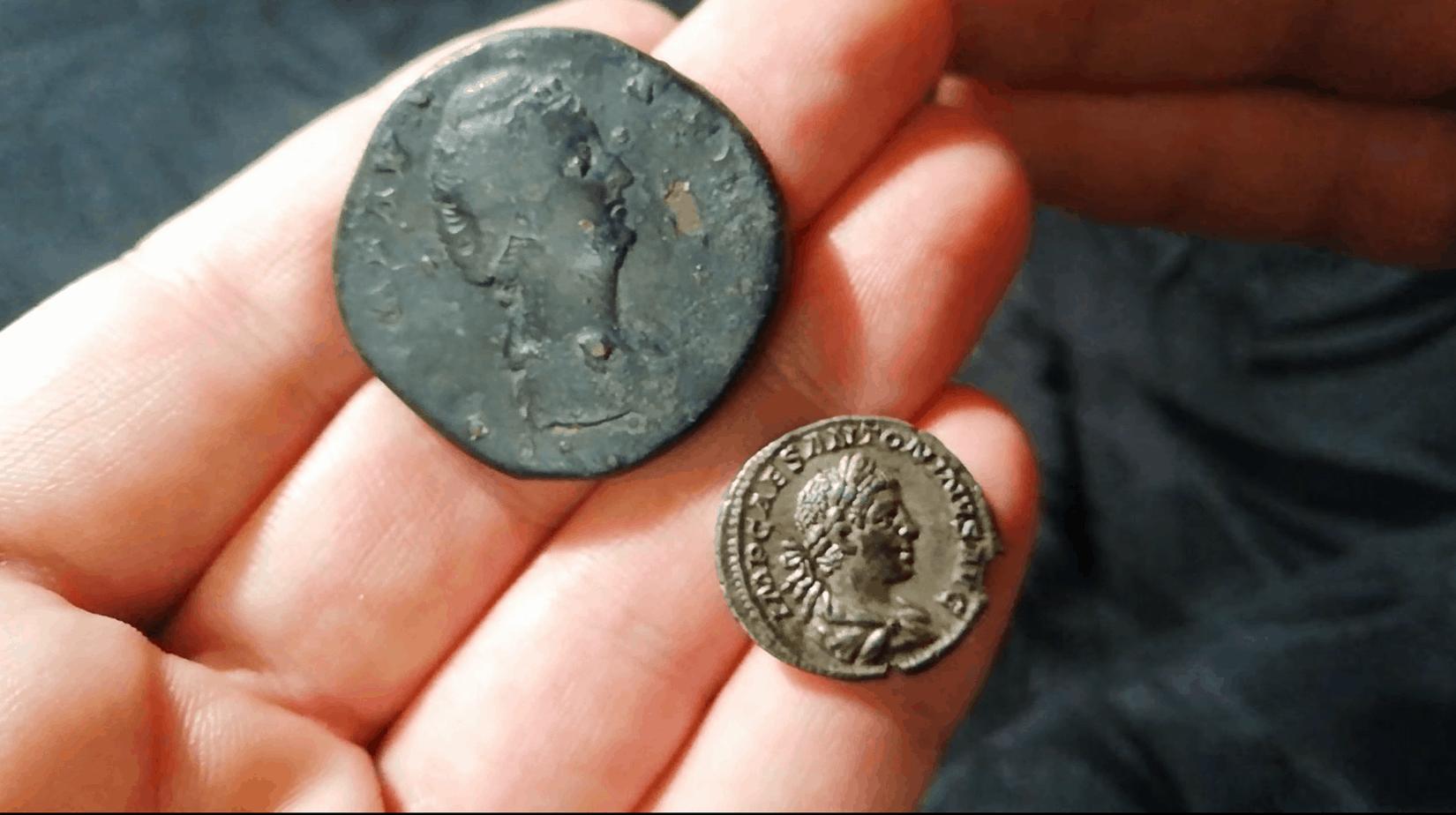 Un consejo para comenzar a coleccionar monedas romanas