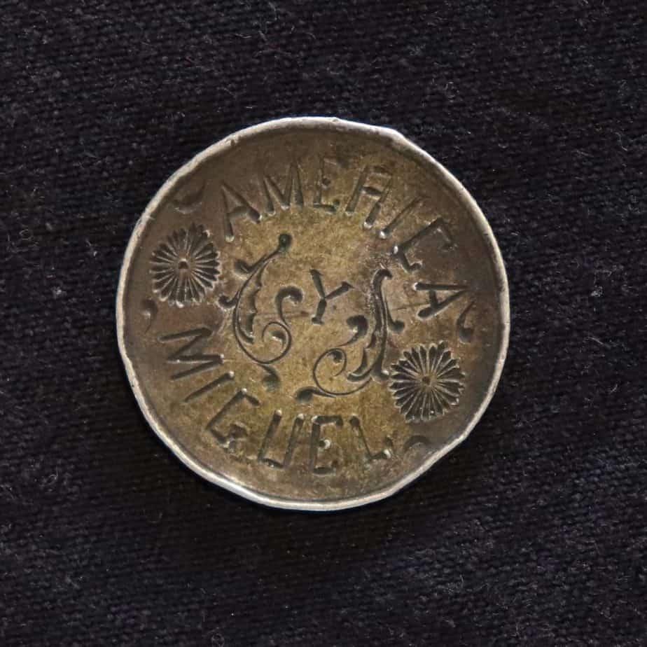 moneda manipulada