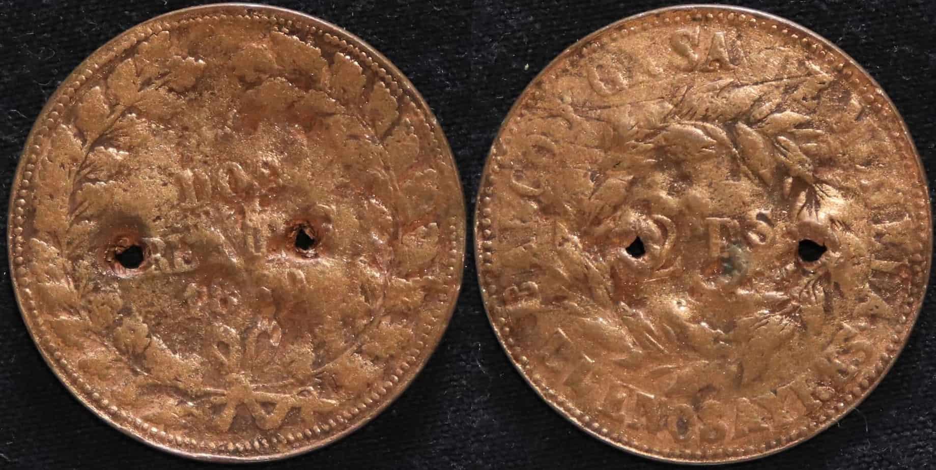 moneda Gauchesca