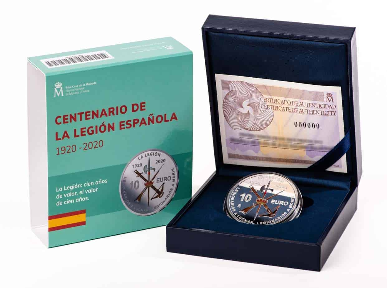 Aniversario Legion