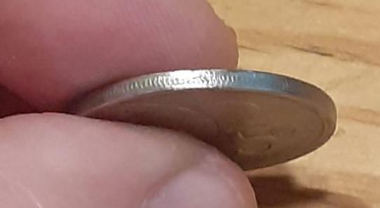 moneda falsa