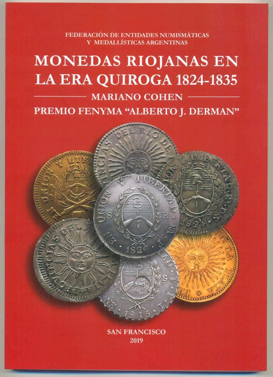Monedas riojanas en la Era Quiroga 1824-1835