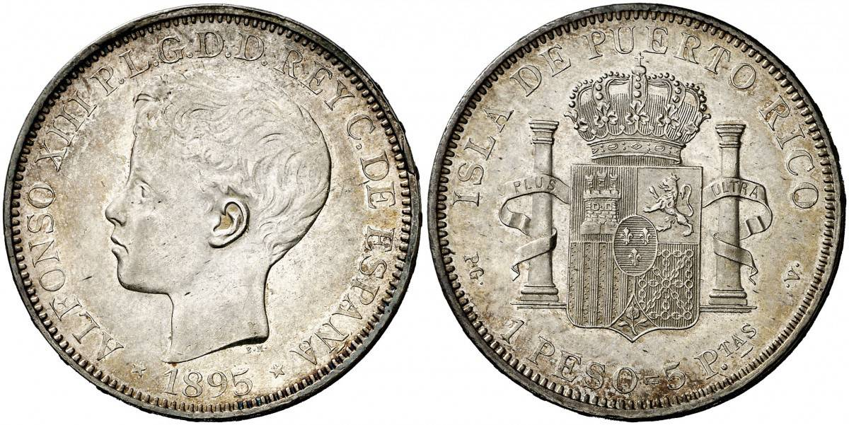 monedas de Puerto Rico