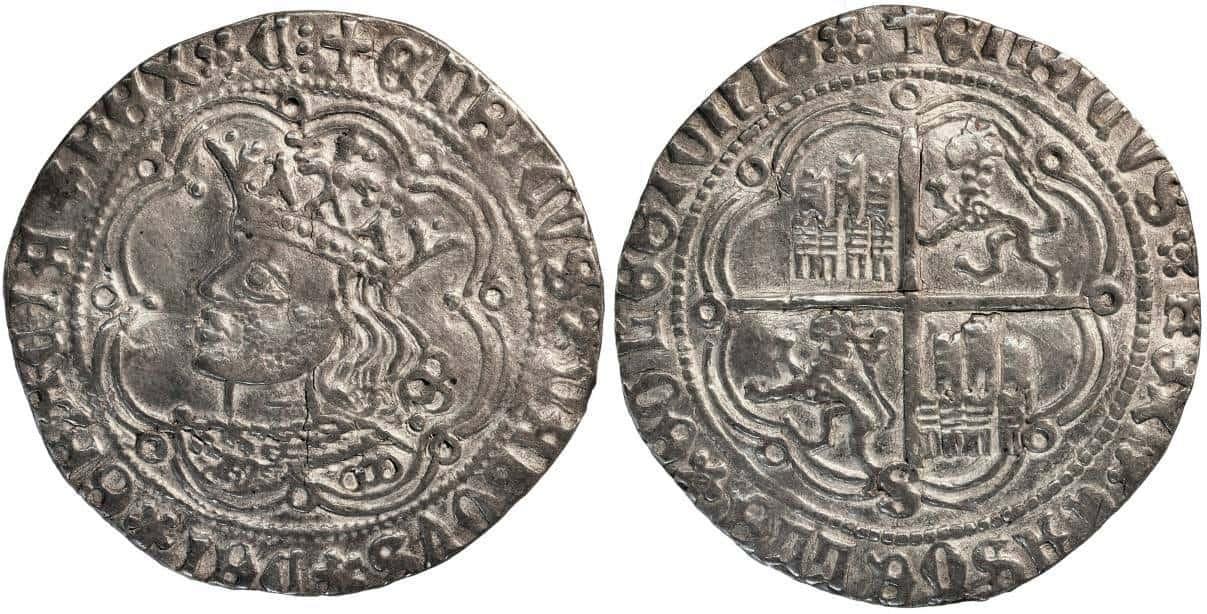 Enrique IV real barba