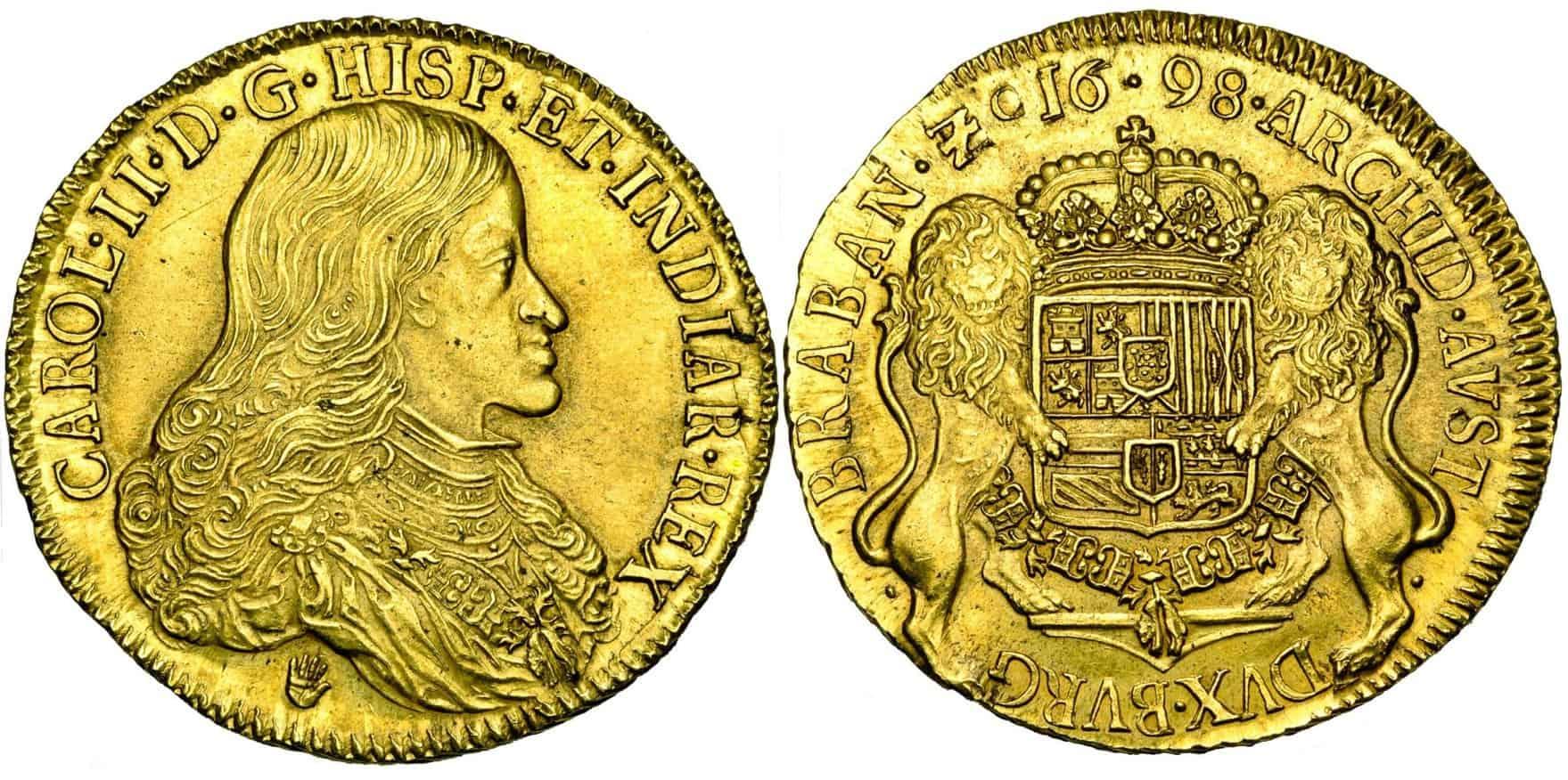 8 soberanos Amberes