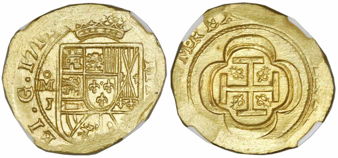 4escudosMexico1714