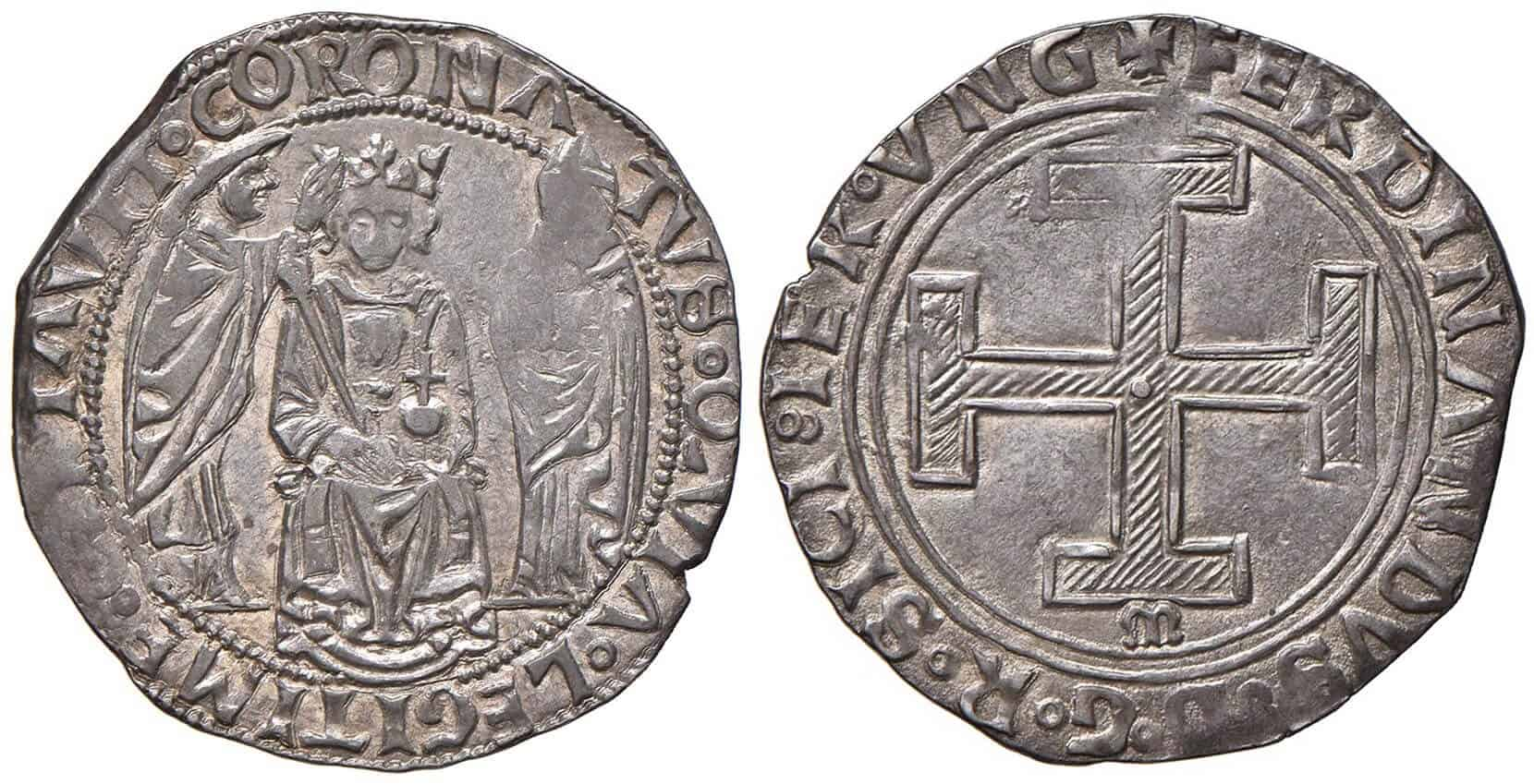coronado Nápoles Fernando I