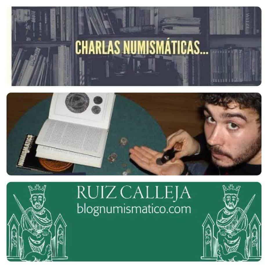 Me han entrevistado en Charlas Numismáticas