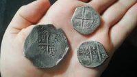 Identificar y coleccionar monedas macuquinas