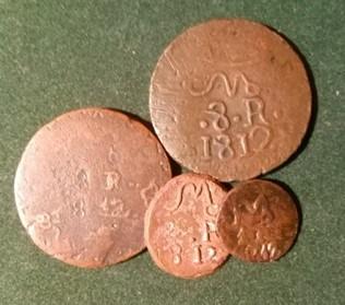 8 reales 1812