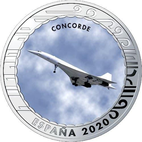 historia de la aviacion - concorde