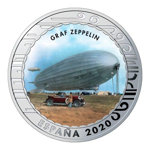 Dirigible «Graf Zappelin»
