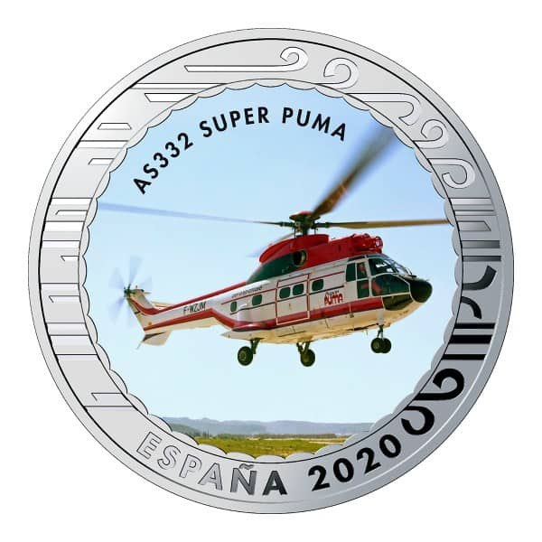 Eurocopter AS 332 «Súper Puma»