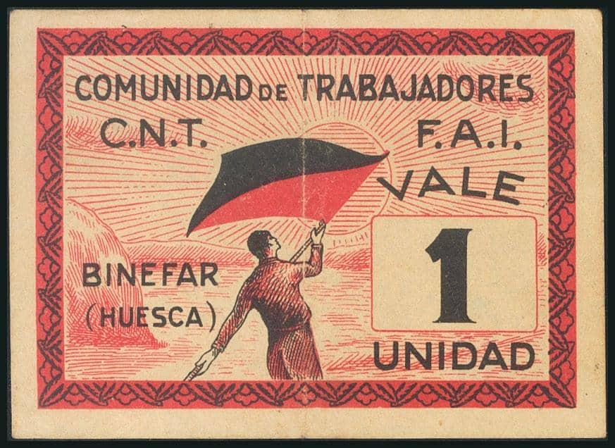 1 Unidad 1937, Binefar (Huesca)
