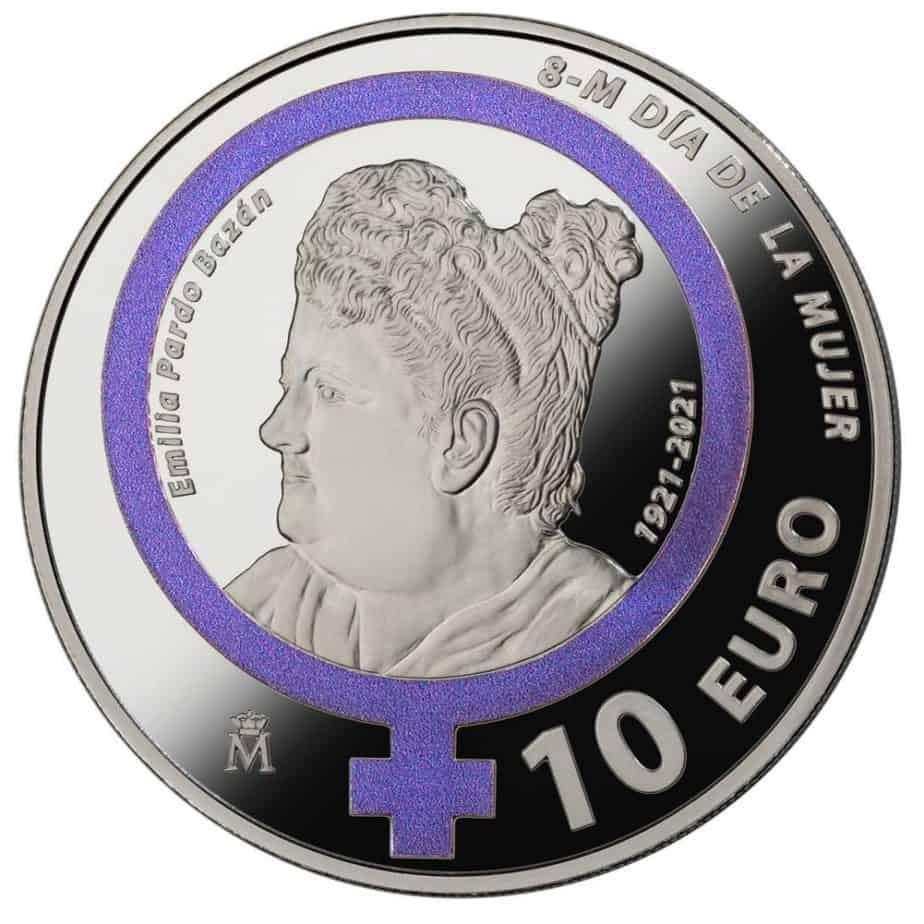 moneda 8 de marzo