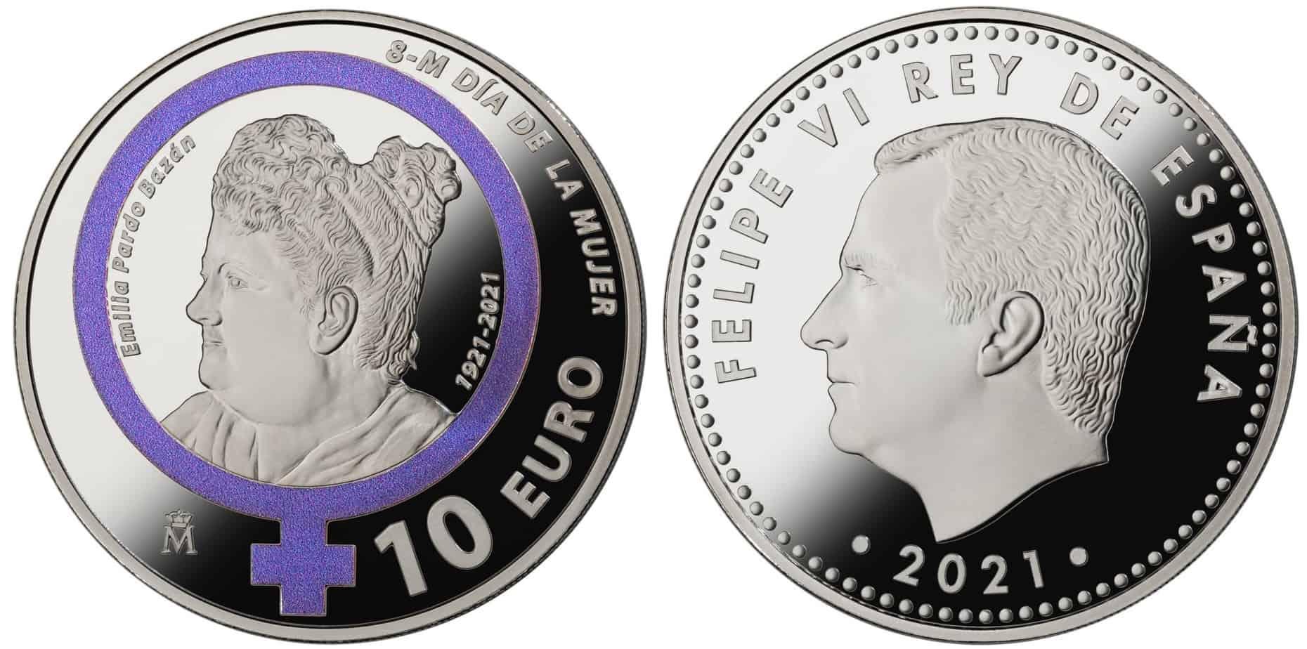 10 euros 8 de marzo