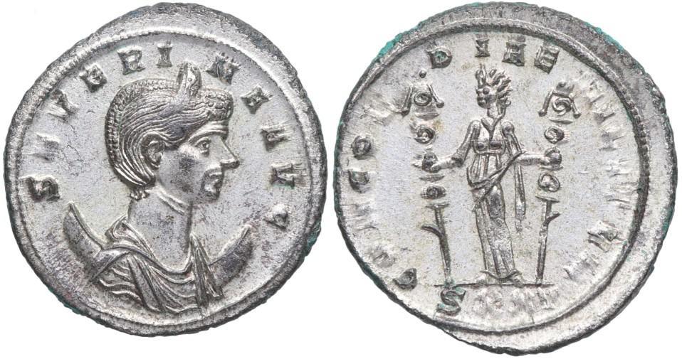 Antoniniano de Severina
