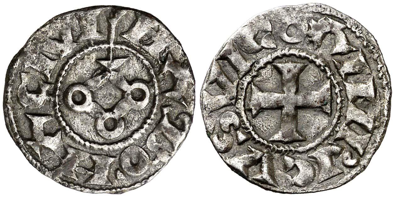 Vizcondado de Narbona, dinero de Eimeric II