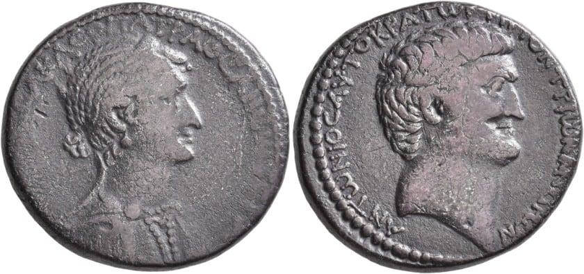 Marco Antonio Cleopatra