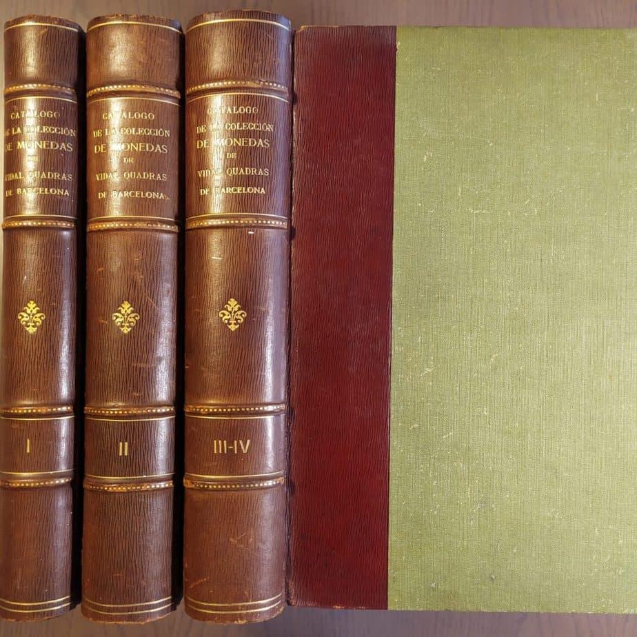 Catálogo Vidal Quadras 1892