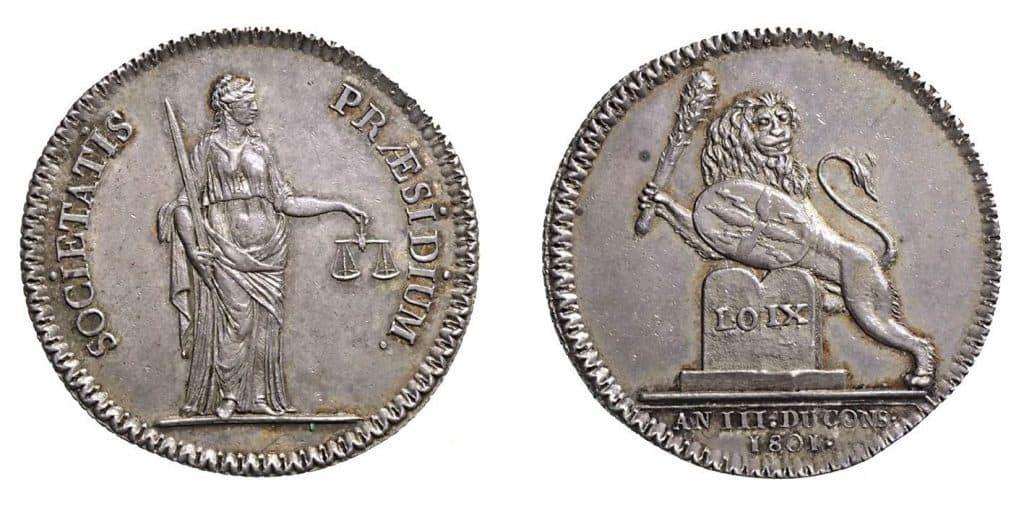 Abogado de León, 1801.