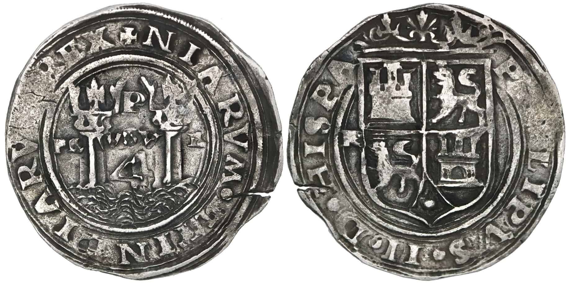 4 reales Lima, R pequeña. PL-VSV-L. HISPA/NIARVM.