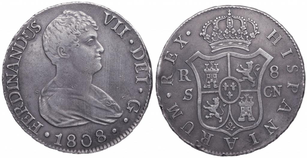 8 reales Sevilla