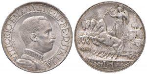 Víctor Manuel III - 1 lira 1912