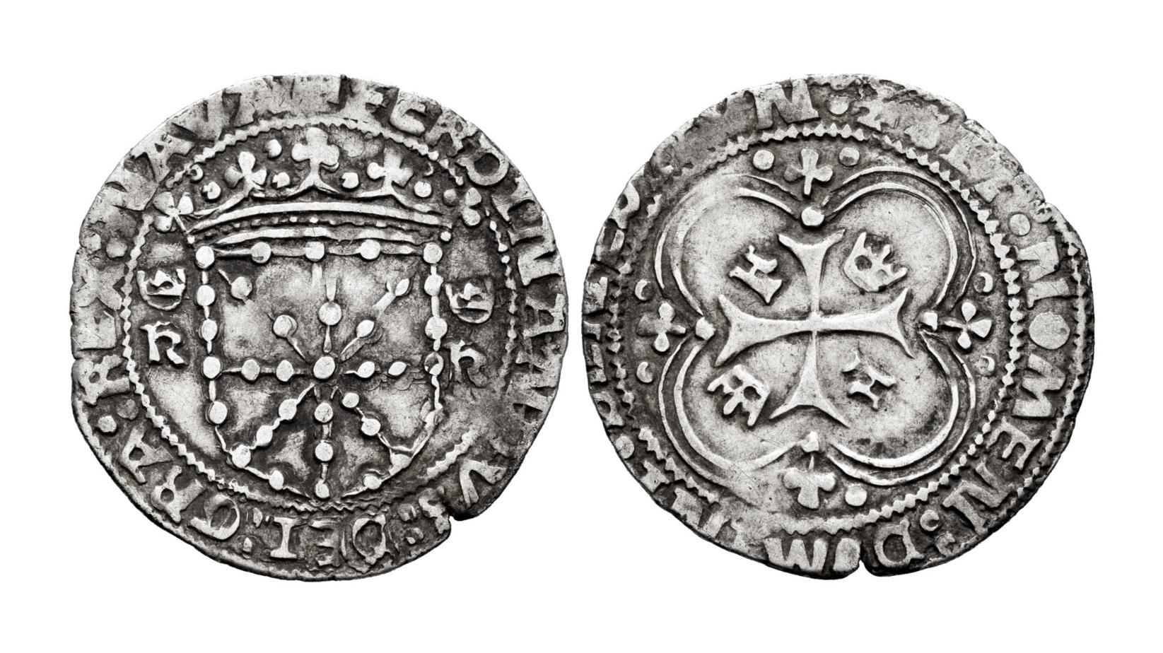 Real de Pamplona, Carlos I