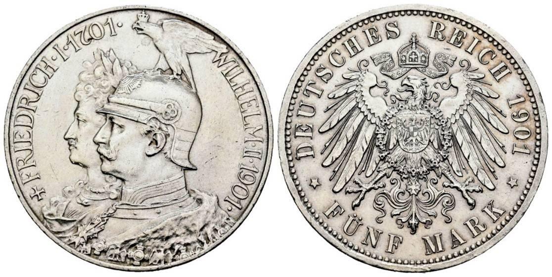 Introducción a la numismática de Prusia