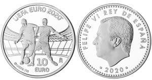 10 euros UEFA 2020