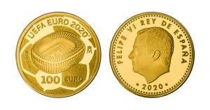 100 euros UEFA 2020
