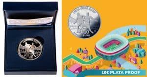 Estuche 10 euros UEFA 2020