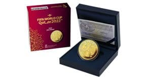 Estuche 100 euros FIFA 2022