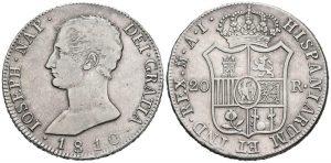20 reales Napoleon