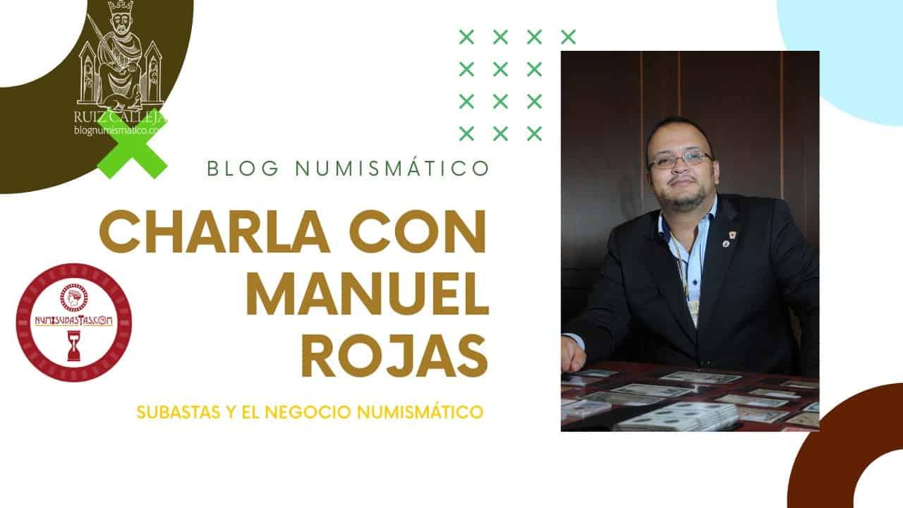 Charla con Manuel Rojas Aponte