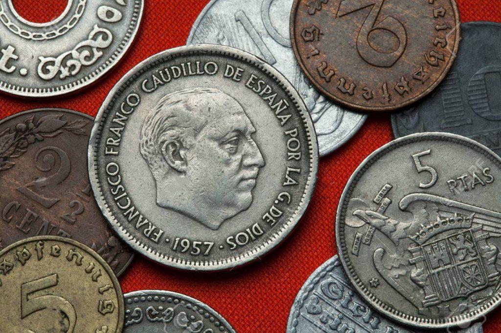 Monedas para empezar