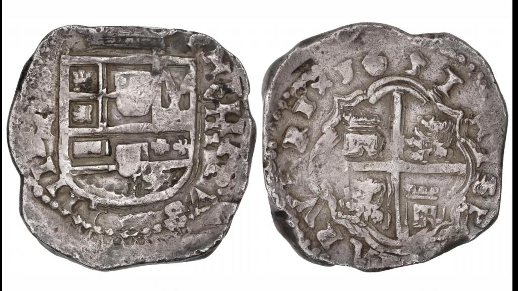 8 reales, Toledo