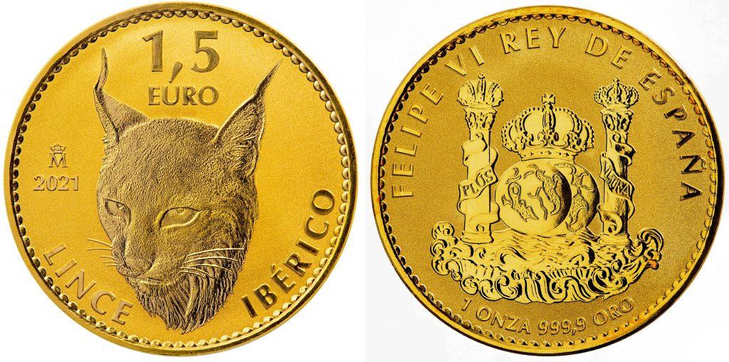 moneda bullion España